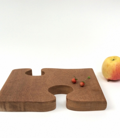 Puzzle chopping boards