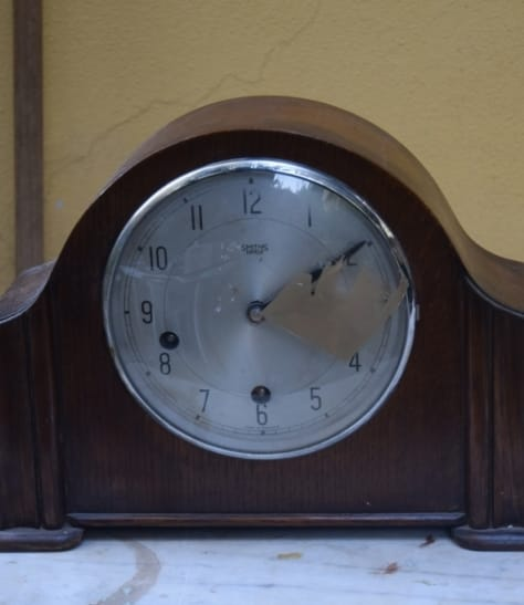 Clock early 1900's