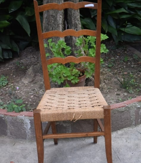 Chair early 1900's